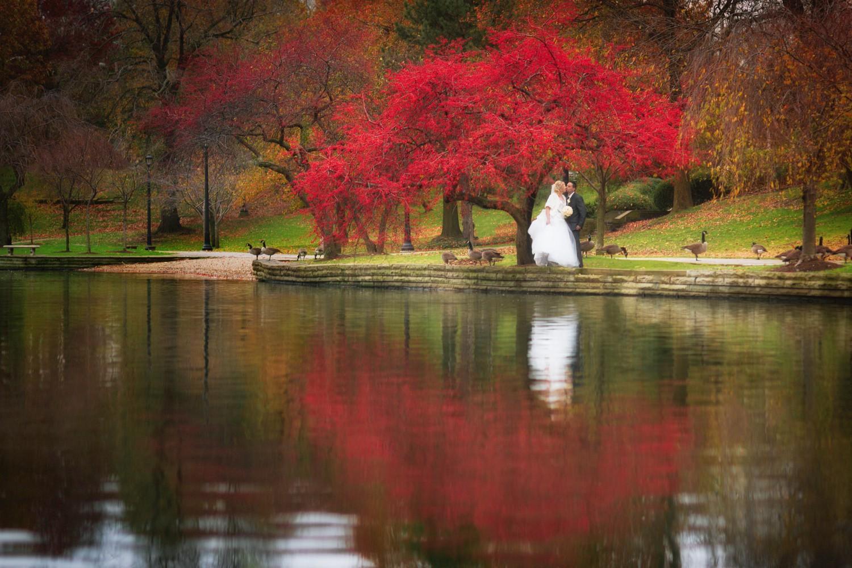 Wade Lagoon Wedding