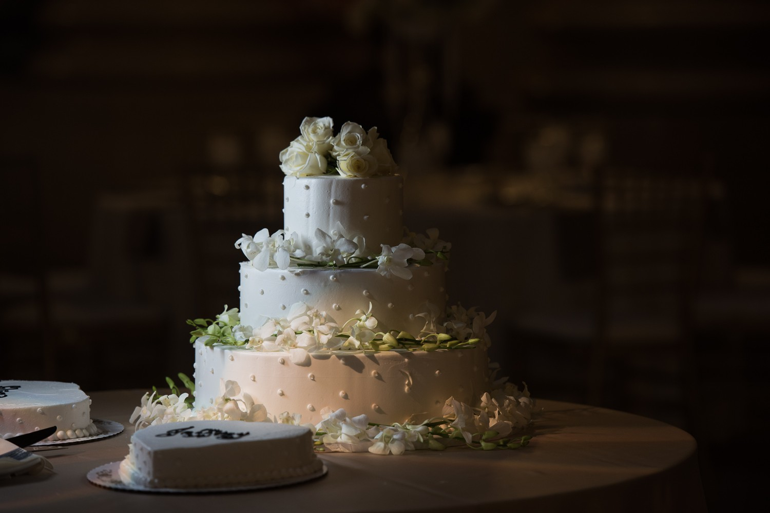 Wedding Cake in Cleveland
