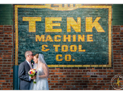Cleveland Wedding at the Tenk | Maggie and Steve