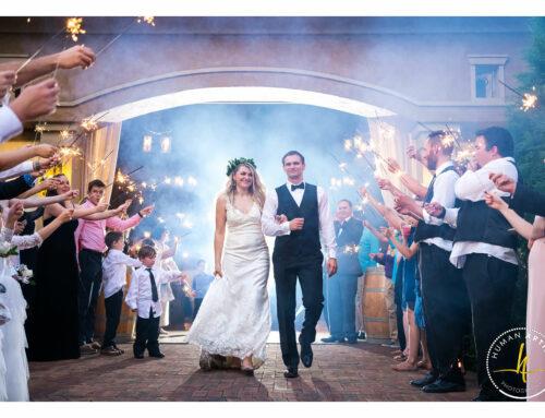 Gervasi Vinyard Wedding | Alina and Matthew