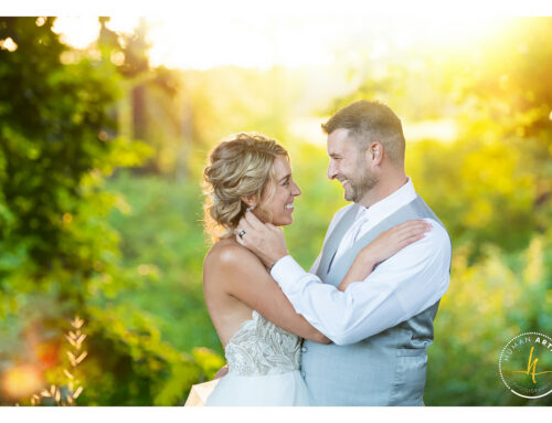 Peter Allen Inn and Event Center Wedding | Lauren and Jon