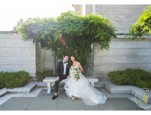 Cleveland Marriott Downtown at Key Tower Wedding | Rosalie and Nick